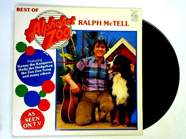 Best Of Alphabet Zoo LP by Ralph McTell
