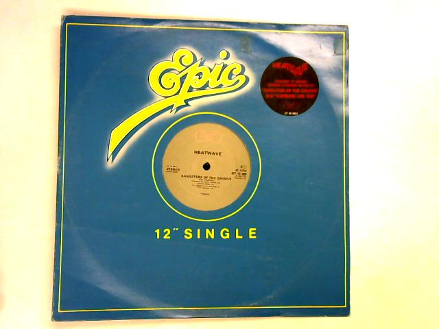 Gangsters Of The Groove 12in 1st By Heatwave