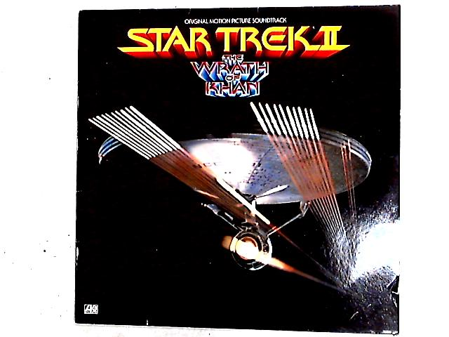 Star Trek II: The Wrath Of Khan LP by James Horner