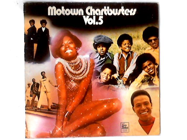 Motown Chartbusters Vol. 5 LP COMP by Various