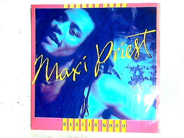 Dancin' Mood 12in By Maxi Priest