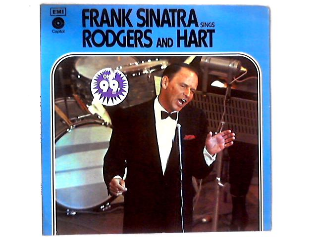Sings Rodgers And Hart LP by Frank Sinatra