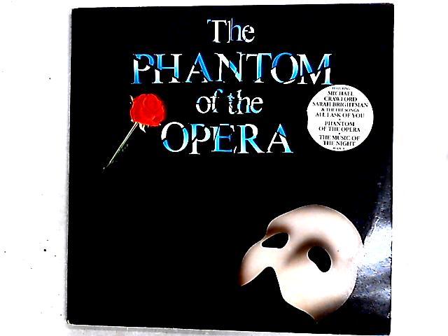 The Phantom Of The Opera 2LP + Booklet by Andrew Lloyd Webber