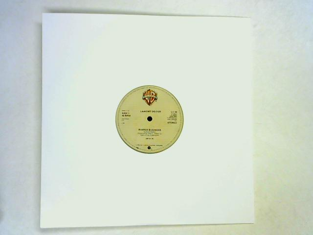 Boogie Business 12in no slv 1st by Lamont Dozier