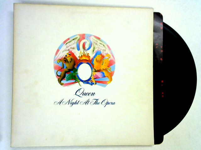 A Night At The Opera LP by Queen