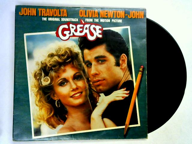 Grease (The Original Soundtrack From The Motion Picture) 2xLP by Various