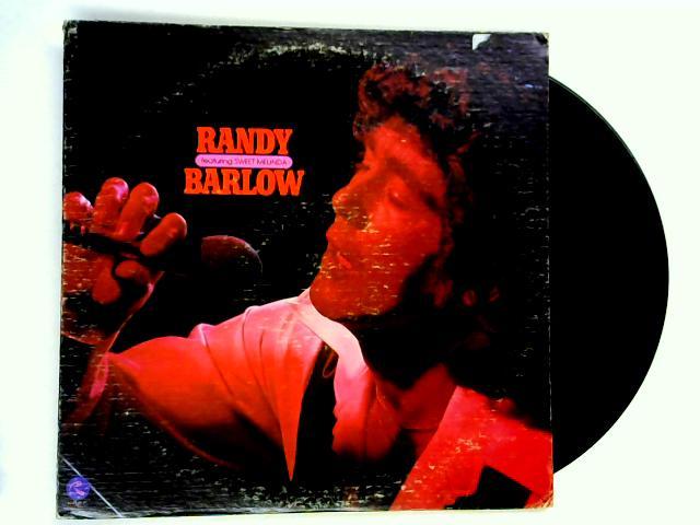 Featuring Sweet Melinda LP by Randy Barlow