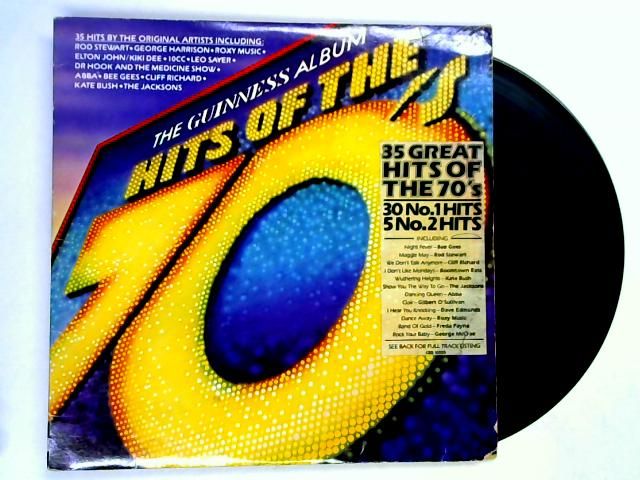 The Guinness Album - Hits Of The 70's 2xLP by Various