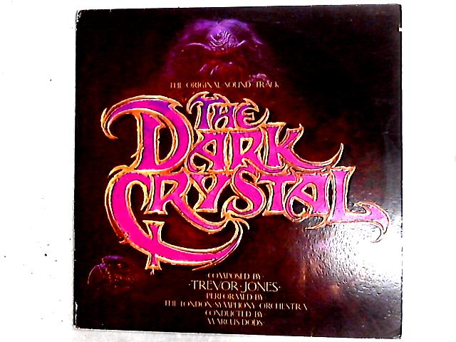 The Dark Crystal Original Soundtrack LP by Trevor Jones