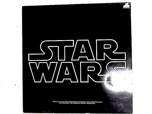 Star Wars (The Original Soundtrack From The 20th Century-Fox Film) 2LP by John Williams
