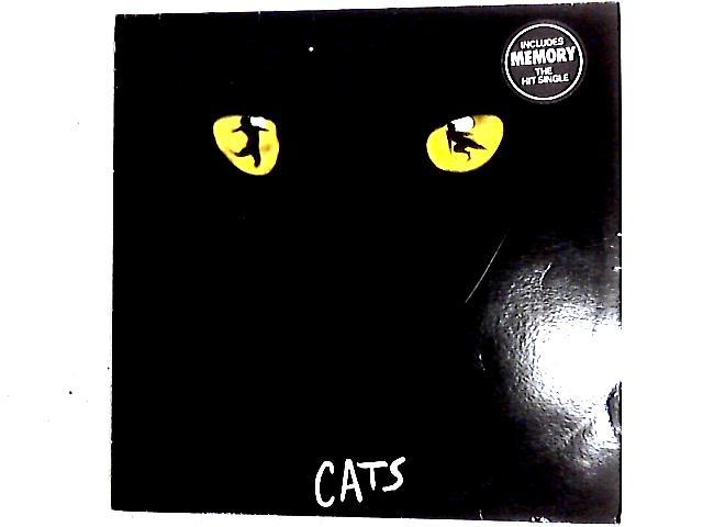 Cats 2LP Gat by Andrew Lloyd Webber