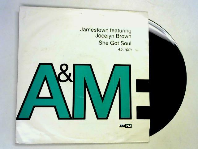 She Got Soul 12in 1st By Jamestown