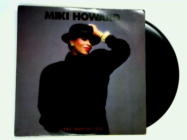 Come Share My Love LP By Miki Howard