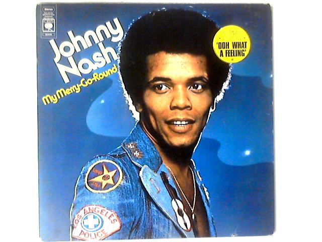 My Merry-Go-Round LP By Johnny Nash