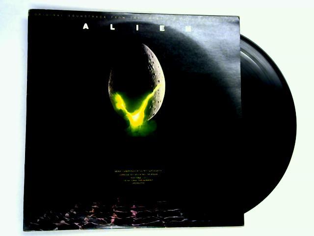 Alien (Original Motion Picture Soundtrack) LP 1st By Jerry Goldsmith