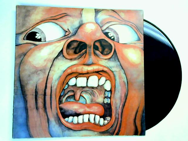 In The Court Of The Crimson King (An Observation By King Crimson) LP by King Crimson