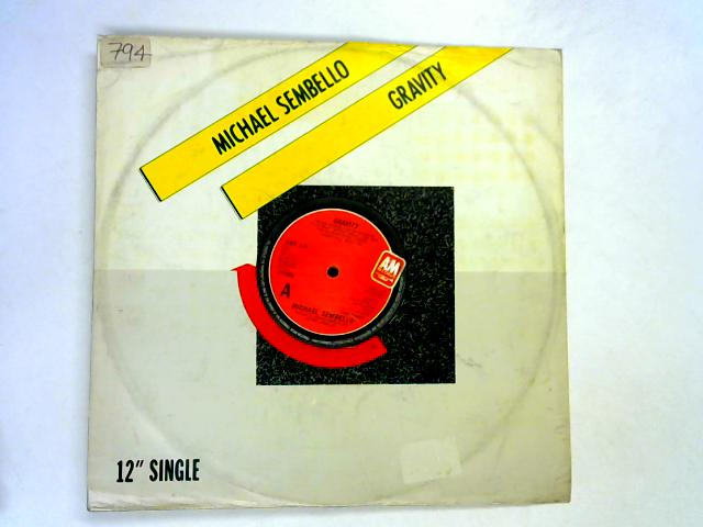 Gravity 12in 1st By Michael Sembello