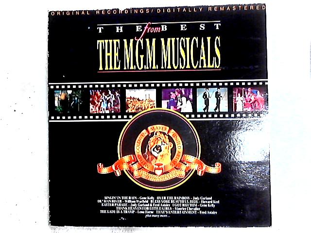 The Best From The M.G.M. Musicals Comp Gat By Various