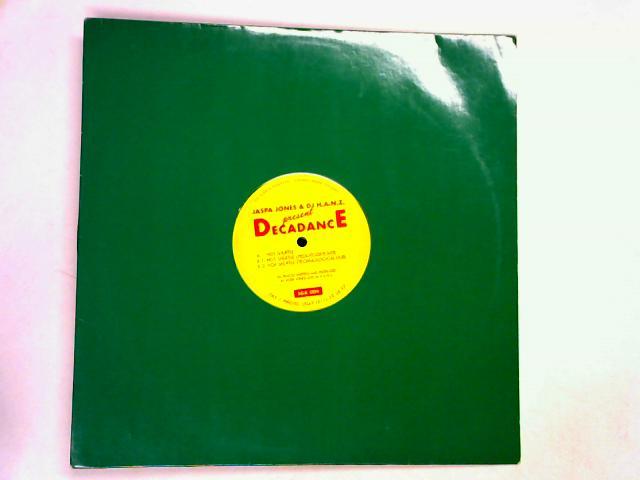 Hot Shuffle 12in by Jaspa Jones & HANZ. pres. Decadance