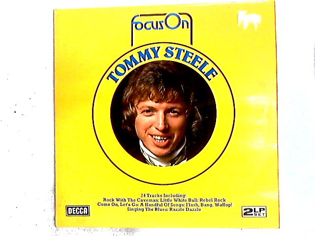 Focus On Tommy Steele 2LP Comp by Tommy Steele