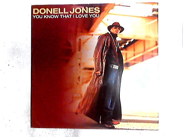 You Know That I Love You 12in by Donell Jones