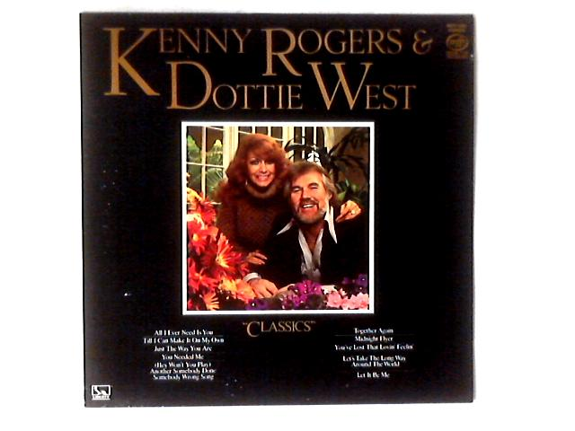 Classics LP by Kenny Rogers