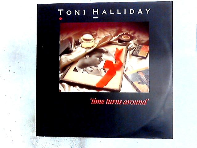 Time Turns Around 12in by Toni Halliday