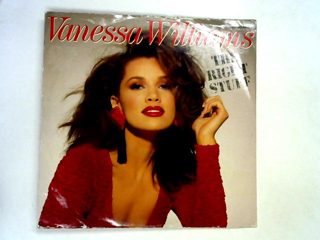 The Right Stuff 12in 1st by Vanessa Williams