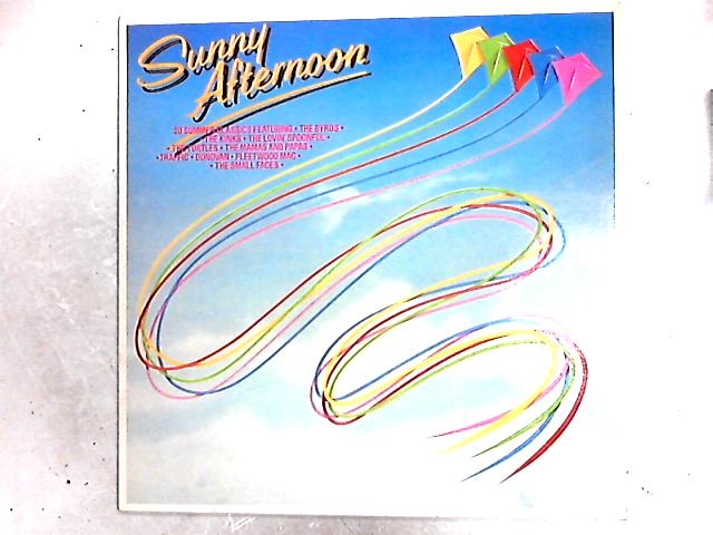 Sunny Afternoon Comp by Various