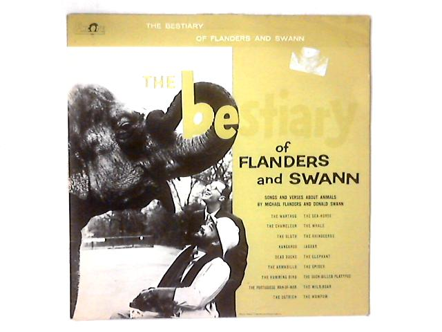 The Bestiary Of Flanders And Swann LP By Flanders & Swann