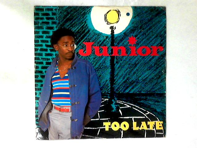 Too Late 12in by Junior (2)