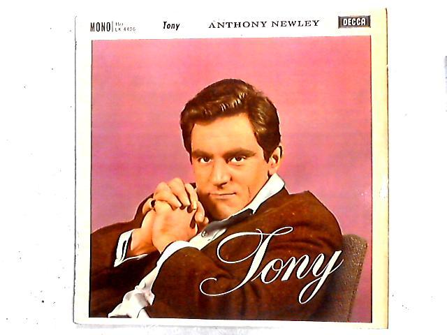 Tony LP by Anthony Newley