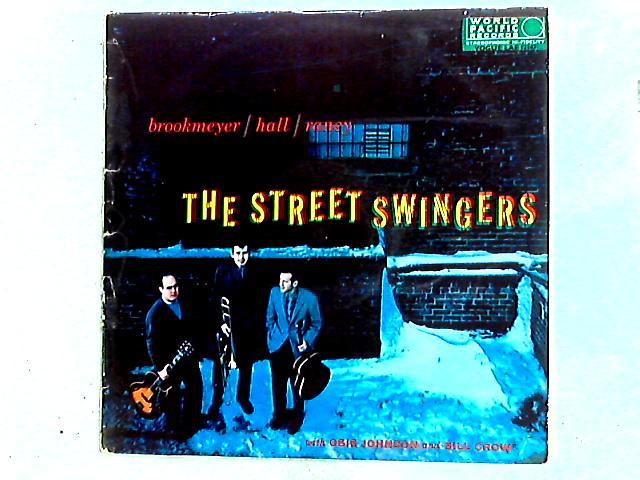 Street Swingers LP by Bob Brookmeyer