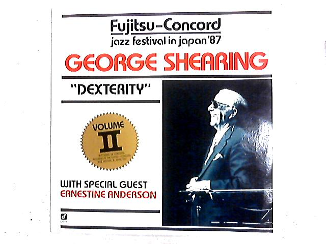 Dexterity LP by George Shearing