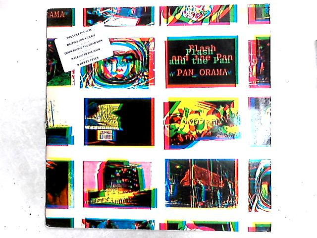 Pan Orama LP by Flash & The Pan