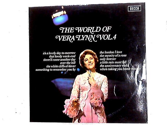 The World Of Vera Lynn Vol.4 Comp by Vera Lynn