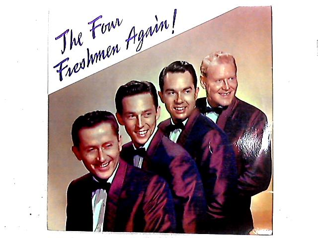 The Four Freshmen Again! LP by The Four Freshmen