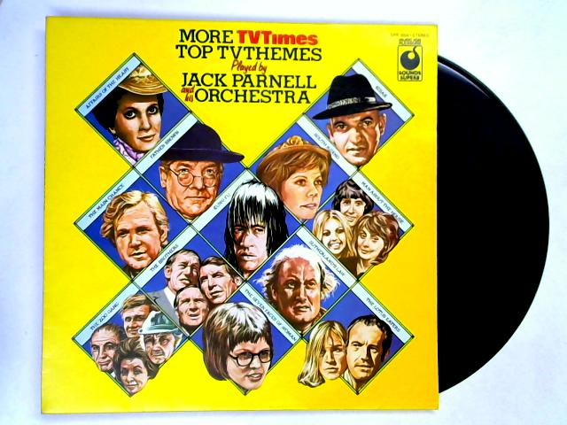 More TV Times Top TV Themes LP 1st by Jack Parnell & His Orchestra