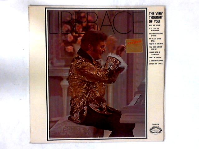 The Very Thought Of You LP by Liberace