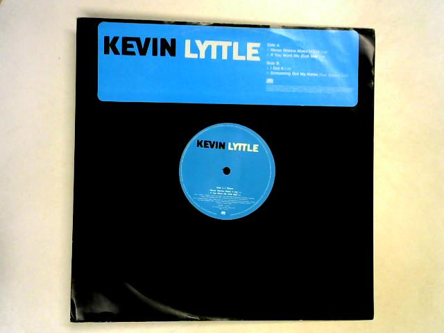 Untitled 12in promo by Kevin Lyttle