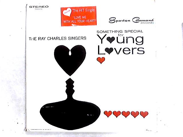 Something Special For Young Lovers LP Gat by The Ray Charles Singers