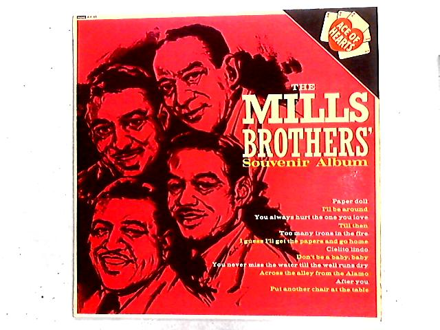 Souvenir Album Comp by The Mills Brothers