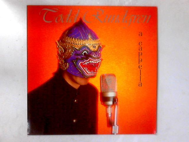 A Cappella LP by Todd Rundgren