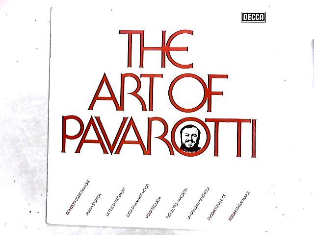 The Art Of Pavarotti Comp By Luciano Pavarotti