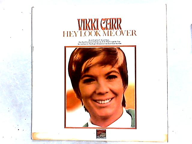 Hey Look Me Over Comp By Vikki Carr