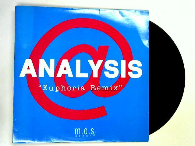 Euphoria Remix 1in 1st by Analysis