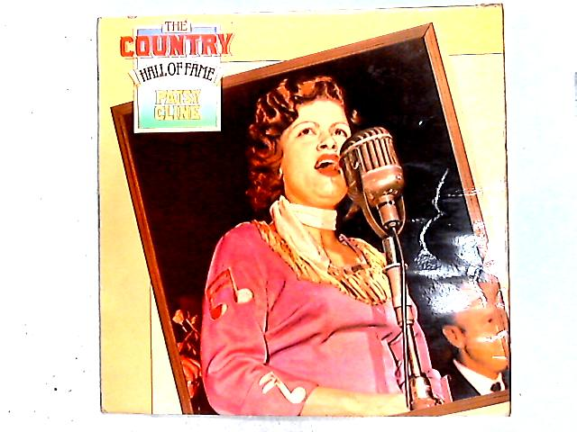 The Country Hall Of Fame Comp by Patsy Cline