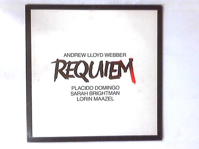 Requiem LP By Andrew Lloyd Webber
