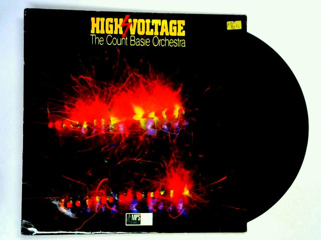High Voltage LP 1st by Count Basie Orchestra