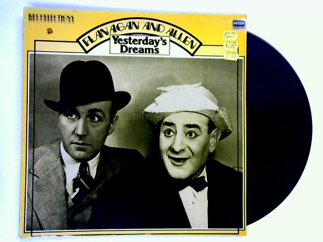 Yesterday's Dreams LP By Flanagan And Allen